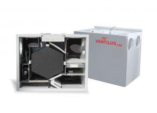 Rekuperatory VENTILUS 290 SE HR /290 SE HR Q1 (90-160m²) - Rekuperator VENTILUS 290 SE HR Q1