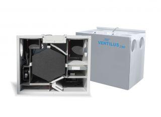 Budowa Rekuperatora VENTILUS 290