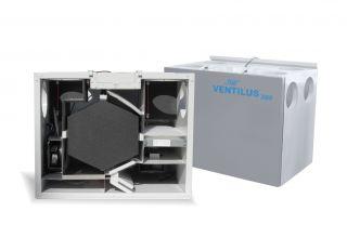 Budowa Rekuperatora VENTILUS 390